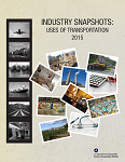 Industry Snapshots: Uses Of Transportation 2015