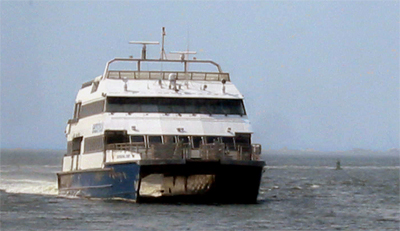 Large passenger ferry
